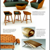 "Deesawat shows off their furniture Collections for indoor and outdoor use in ""Ask"" Magazine the November issue."