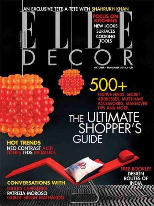 Elle Decor India Highlights Thai Design Mythaidesign